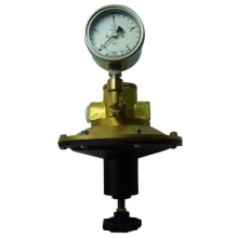 Pressure Regulator for Low Pressure up to 45 mbar
